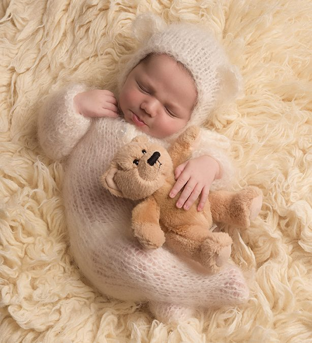 Newborn Teddy Bear